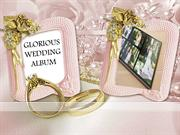 Choose from Wide Range of Wedding Albums at Glorious Wedding Album
