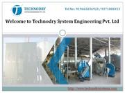 Spray Dryers and Coolers Manufacturer