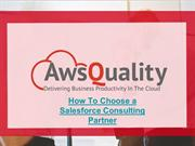 sales Consulting services - Awsquality