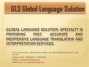 Translation Agency In Delhi | Sapnish and French Translator in delhi