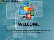 Search Strategy - Digital Marketing Agency