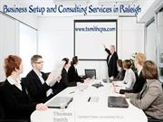 Business Setup and Consulting Services in Raleigh