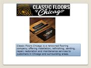 Laminate Floor Installation Chicago - Classic Floors Chicago