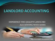 Landlord Accounting In Hayes