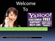 yahoo password recovery phone number +1-855-490-2999