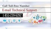 1-855-239-6292 | Email Technical Support Number