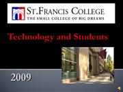 Student Technology Presentation - June 2