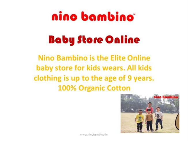 6c89b516a7df Baby Store Online