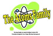 atoms family power point