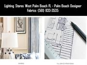 Fabric Stores West Palm Beach FL