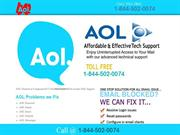 AOL Email Support +1-844-502-0074 Tech Support Service Phone Number