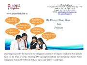 Electronic Projects Available for B.TECH, M.Tech Students