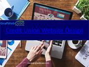 Credit Union Website Design - GrafWebCUSO