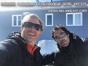 Knowing Canadian entrepreneur Denis Vincent