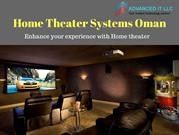 Home Theater Systems Oman