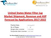 United States Water Filter Jug Market Shipment, Revenue and ASP Foreca