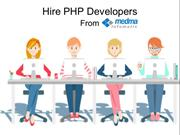 Hire PHP Developers in UK, USA, India, New York