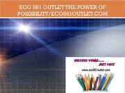 ECO 561 OUTLET The power of possibility/eco561outlet.com