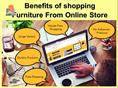Benefits of shopping Furniture From Online Store