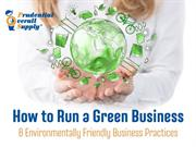 Prudential Overall Supply How to Run a Green Business