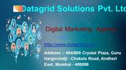 Digital Marketing Agency In Mumbai
