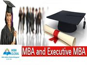 Executive MBA Programme In one year programme
