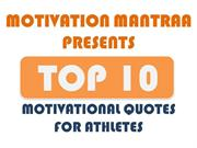 Motivational Quotes For Athletes  Motivation Mantraa
