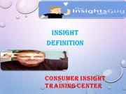 Insight Definition