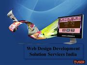 Web Design Development Solution Services India