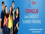 Best Java Training Institute in Gurgaon