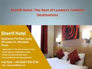 Central London Hotel