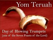 Feast of Trumpets - Bible Holy Day