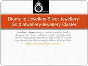 Diamond Jewellery-Silver Jewellery-Gold Jewellery India