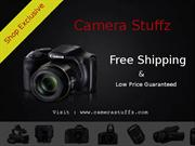 Camera Stuffz - Shop Exclusive Digital Cameras & its Accessories