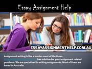 Online Essay Help and Assignment Help Services