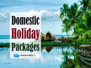 Best domestic holiday packages | BookandGo