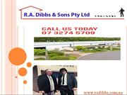 RA Dibbs & Sons Pty Ltd