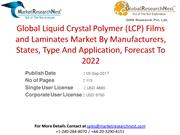 Global Liquid Crystal Polymer (LCP) Films and Laminates Market By Manu