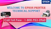 Epson Printer Support Number 1-800-953-0960 Epson Printer Driver
