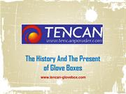 The History And The Present of Glove Boxes