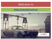 Carcasher.com.au : Cash For Cars Melbourne , Towing Services Melbourne