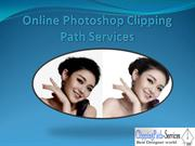 Online Photoshop Clipping Path Services