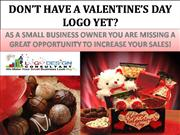 Valentine's Day Logo For Small Business