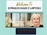 Specialist Family Lawyers At Edwards Family Lawyers.