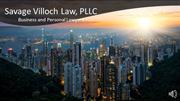 Stock Fraud Lawyer - Savage Villoch Law