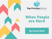 When People are Hard by Lauren Dunn
