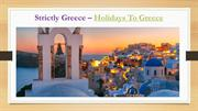 Best Greek Islands | Greek islands Guide