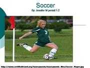 Polymers in sports powerpoint