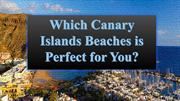 Which Canary Islands Beaches is Perfect for You