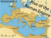 Rise of Roman Empire